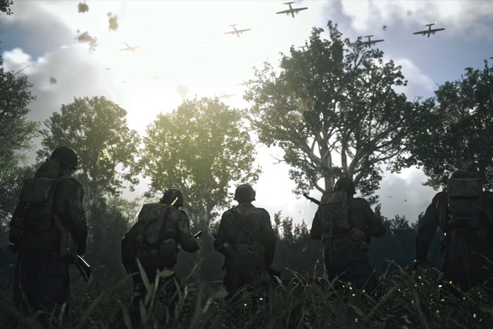 Call of Duty: WWII returns the series to Normandy and Germany on November 3