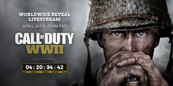 Call of Duty: WWII teaser