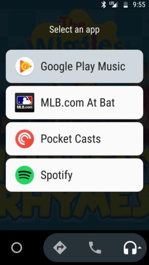 select music app