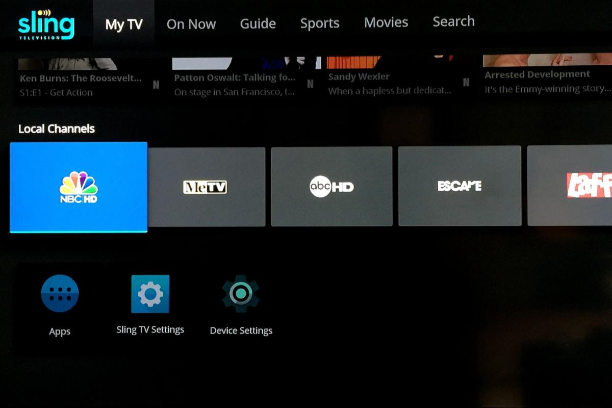 AirTV review: An imperfect marriage of Sling TV and