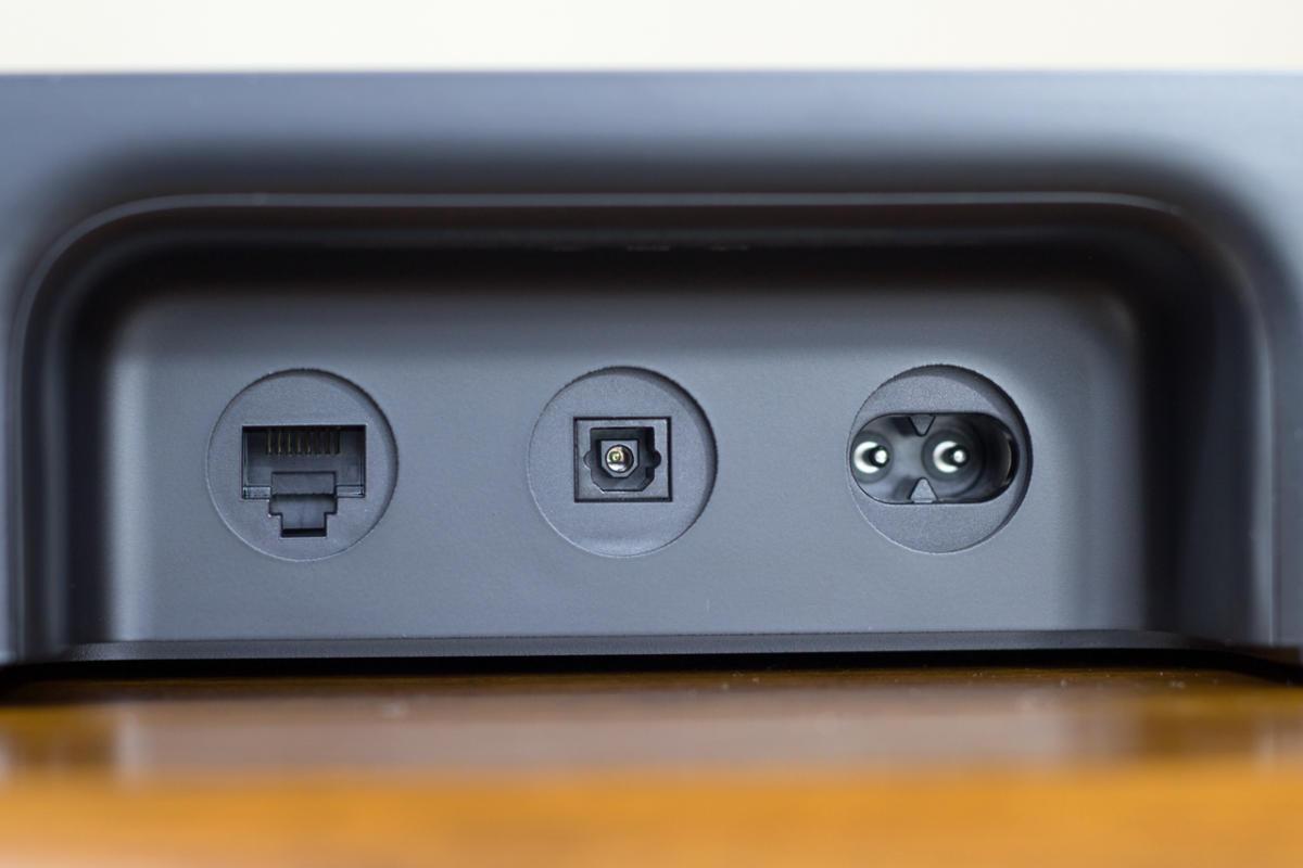 Sonos Playbase back