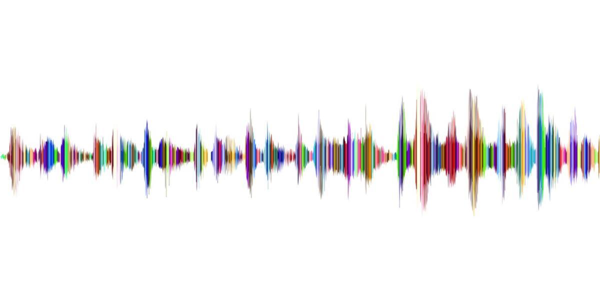 Sound wave - Pixabay