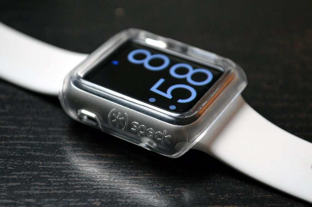 sports shoes ed4c9 917a2 Tested: 5 protective bumpers for the Apple Watch | Macworld