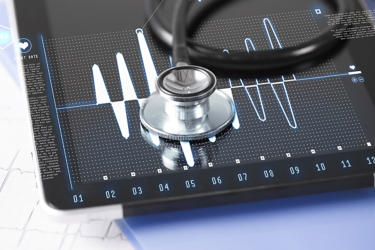 stethoscope tablet