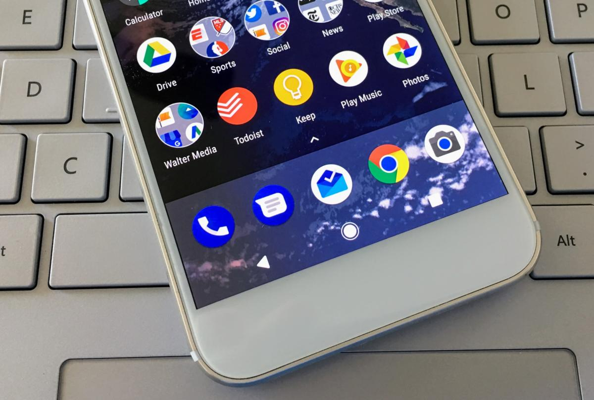 texting android desktop