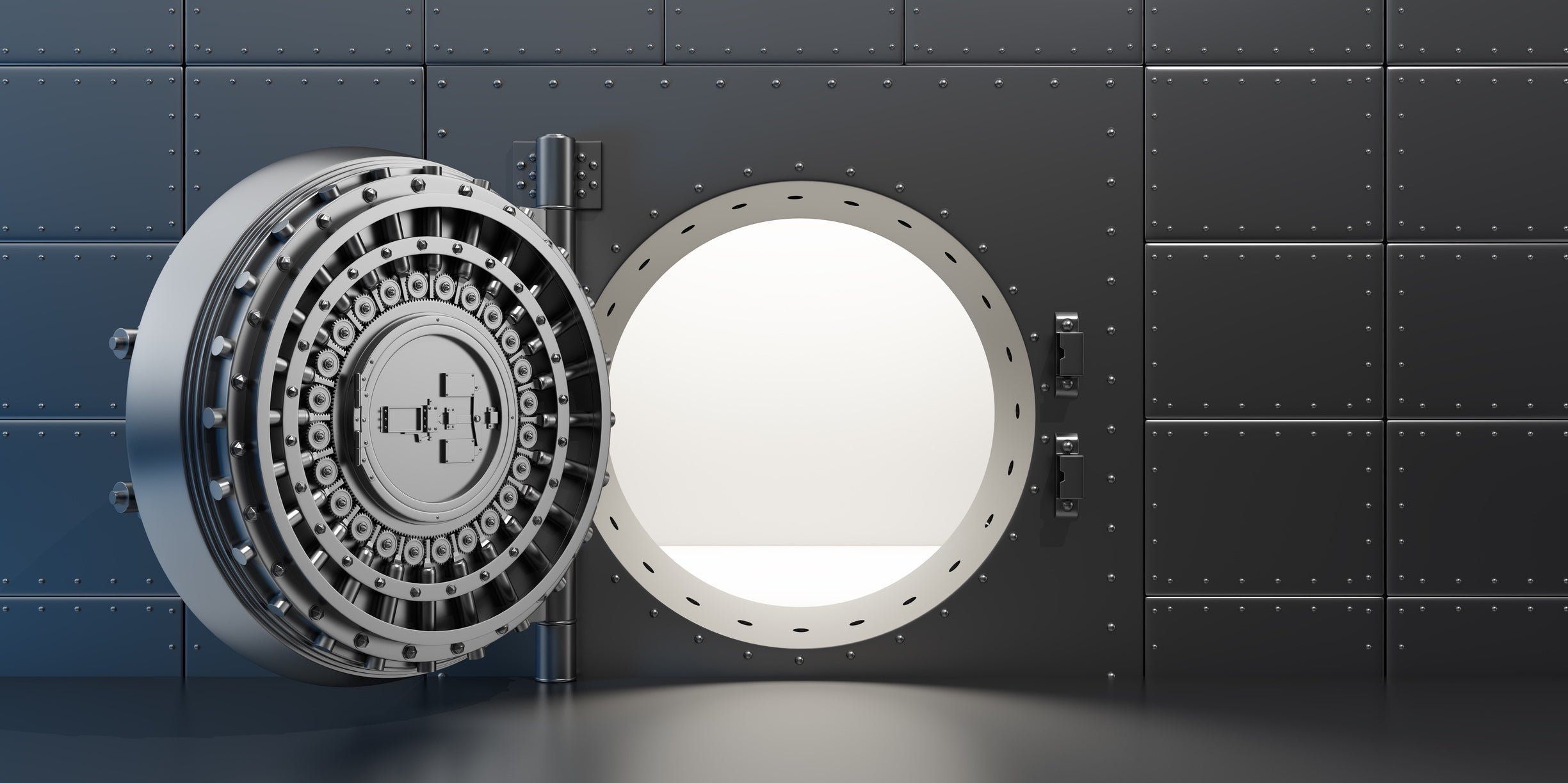 Some password manager apps that store data centrally it right