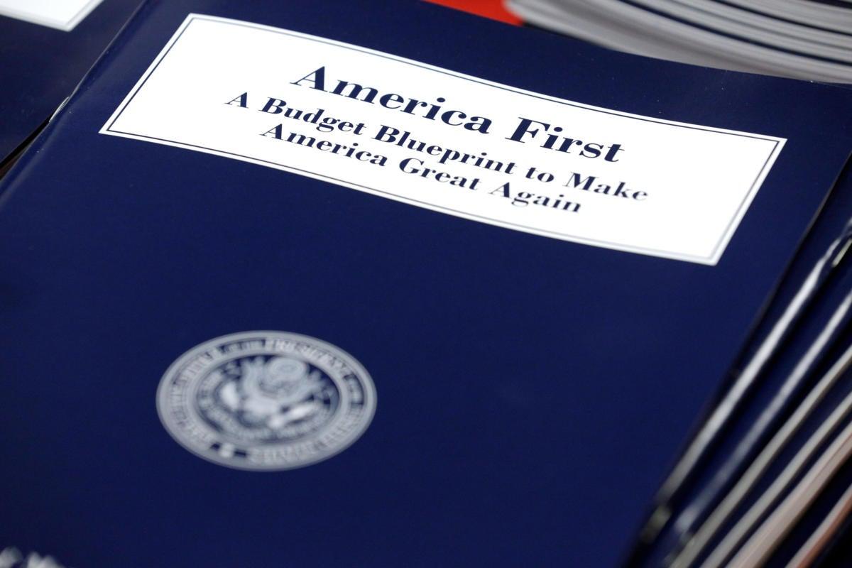 trump federal budget