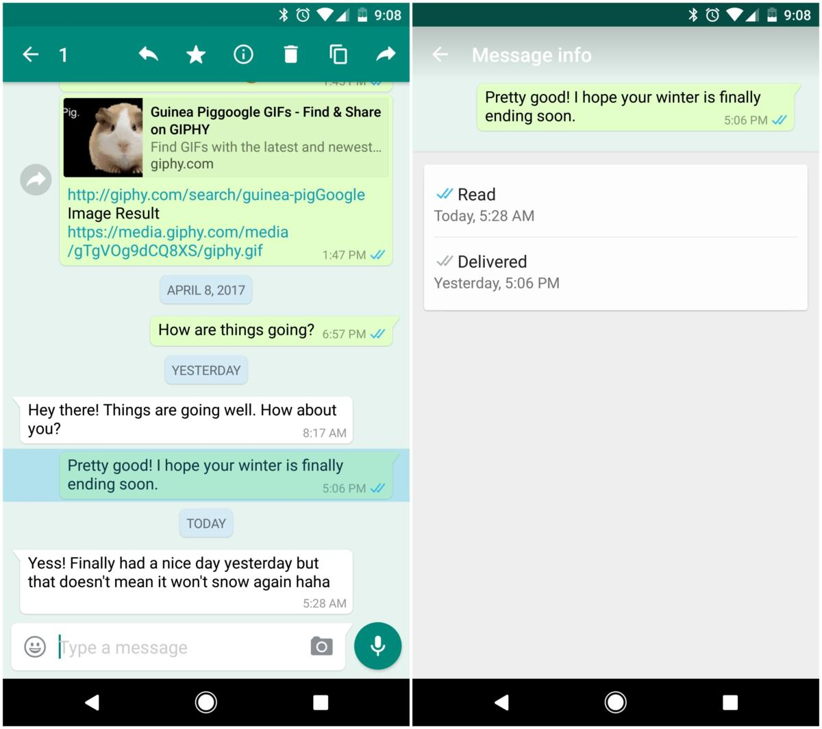 whatsapp read
