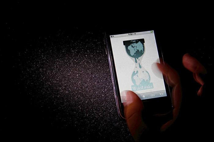wikileaks mobile