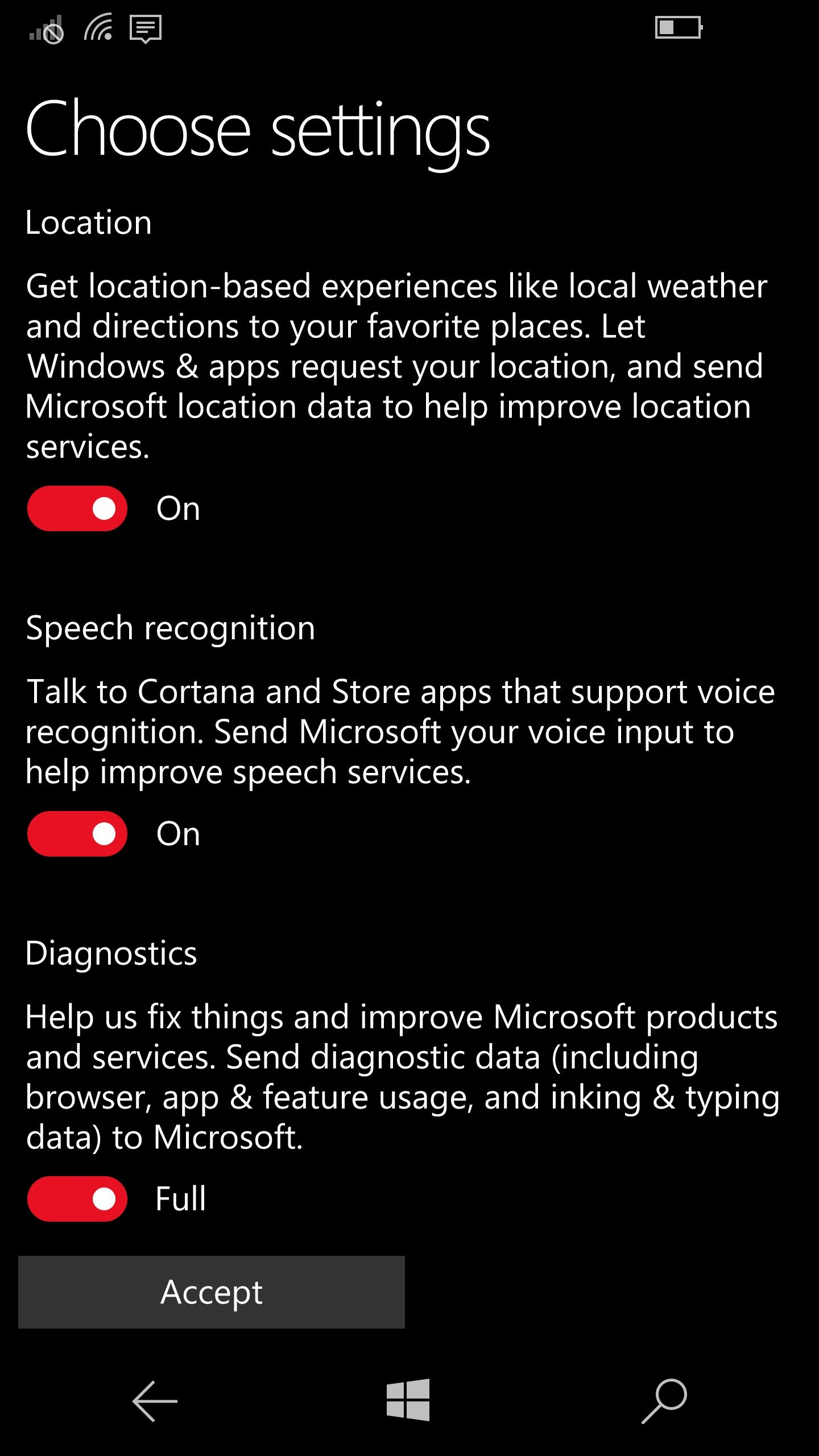 Windows 10 Mobile Now you can update your phone from your PC