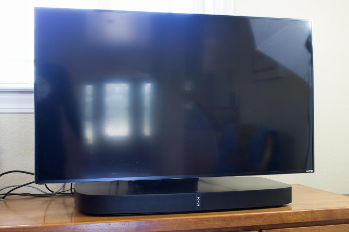 Sanus WSTV1 with vizio tv