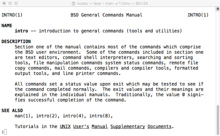10 Unix commands every Mac and Linux user should know