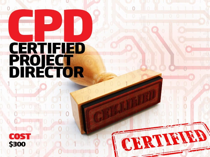 Certified Project Director