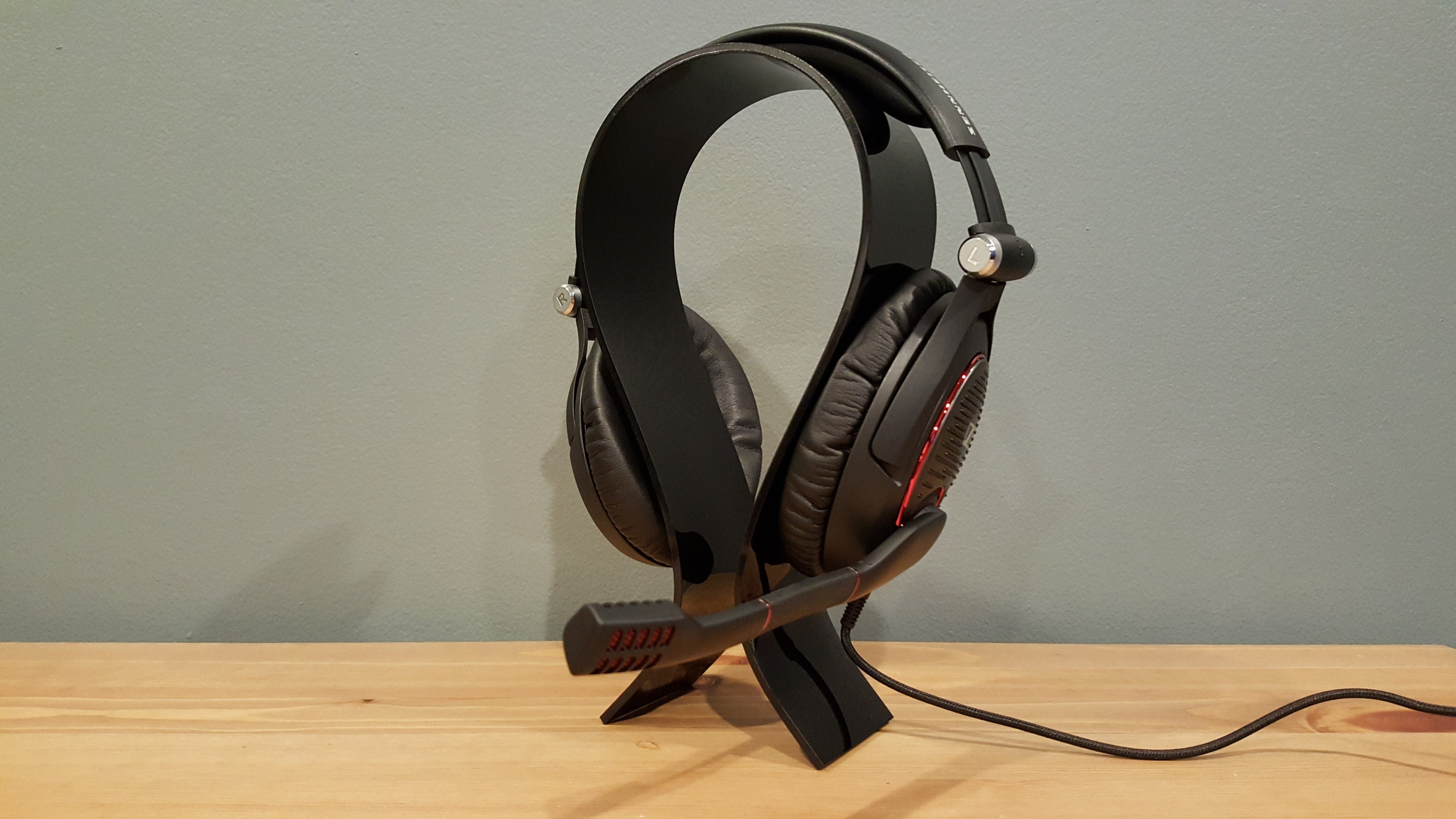 Sennheiser Game Zero Review This Headsets Sound Quality Justifies Wiring A Touch Tone Pad To Any Antique Telephone Phone Conversion Its Price Pcworld