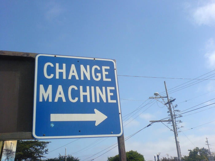 8 ways you're failing at change management