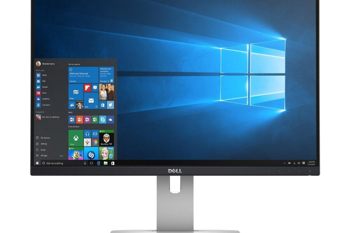 39% off Dell Computer Ultrasharp U2415 24.0-Inch Screen LED Monitor - Deal Alert