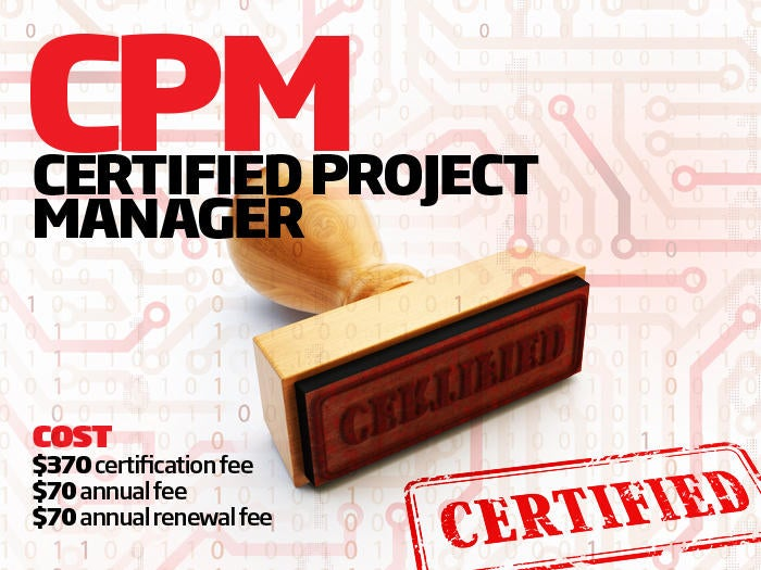 CPM: Certified Project Manager