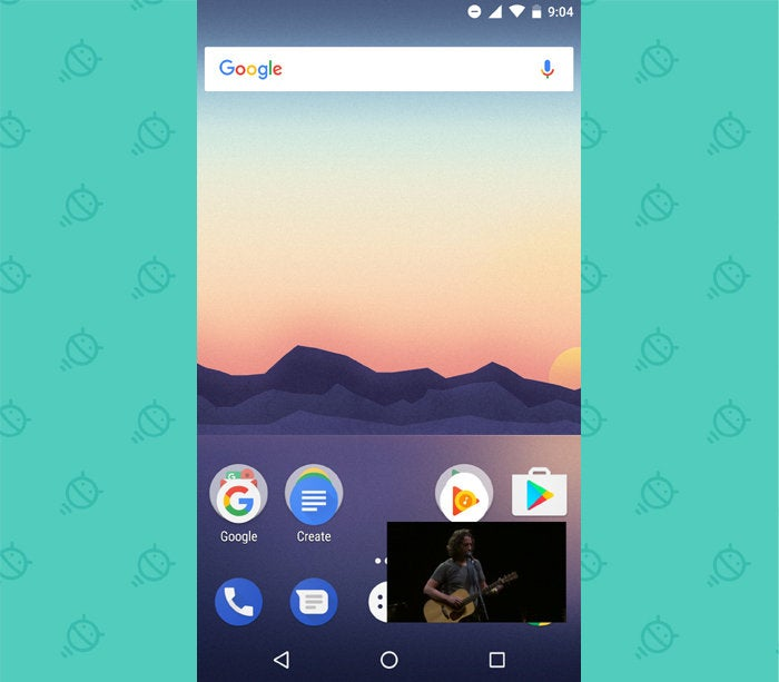 Android O Features: Picture in Picture