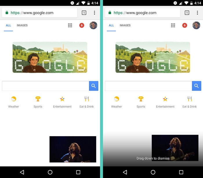 Android O Features: Picture in Picture Video