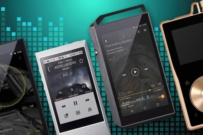 best digital audio player hub image