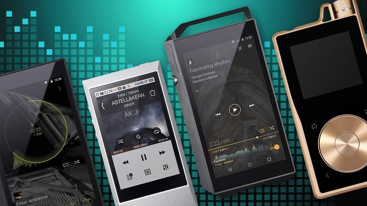 Best high-res digital audio player of 2019: Which DAP reigns supreme