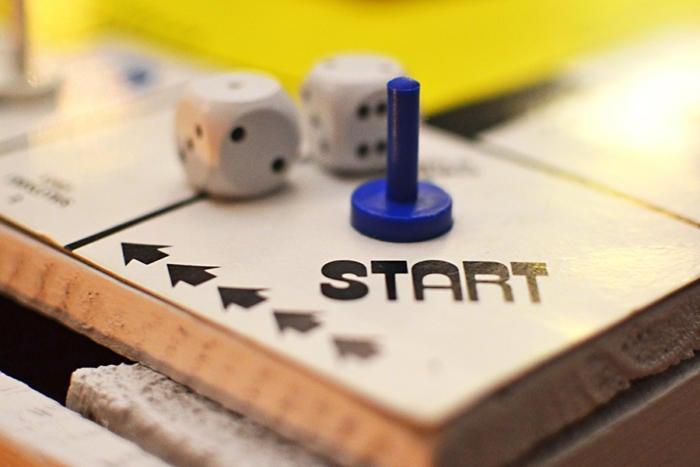 board game start