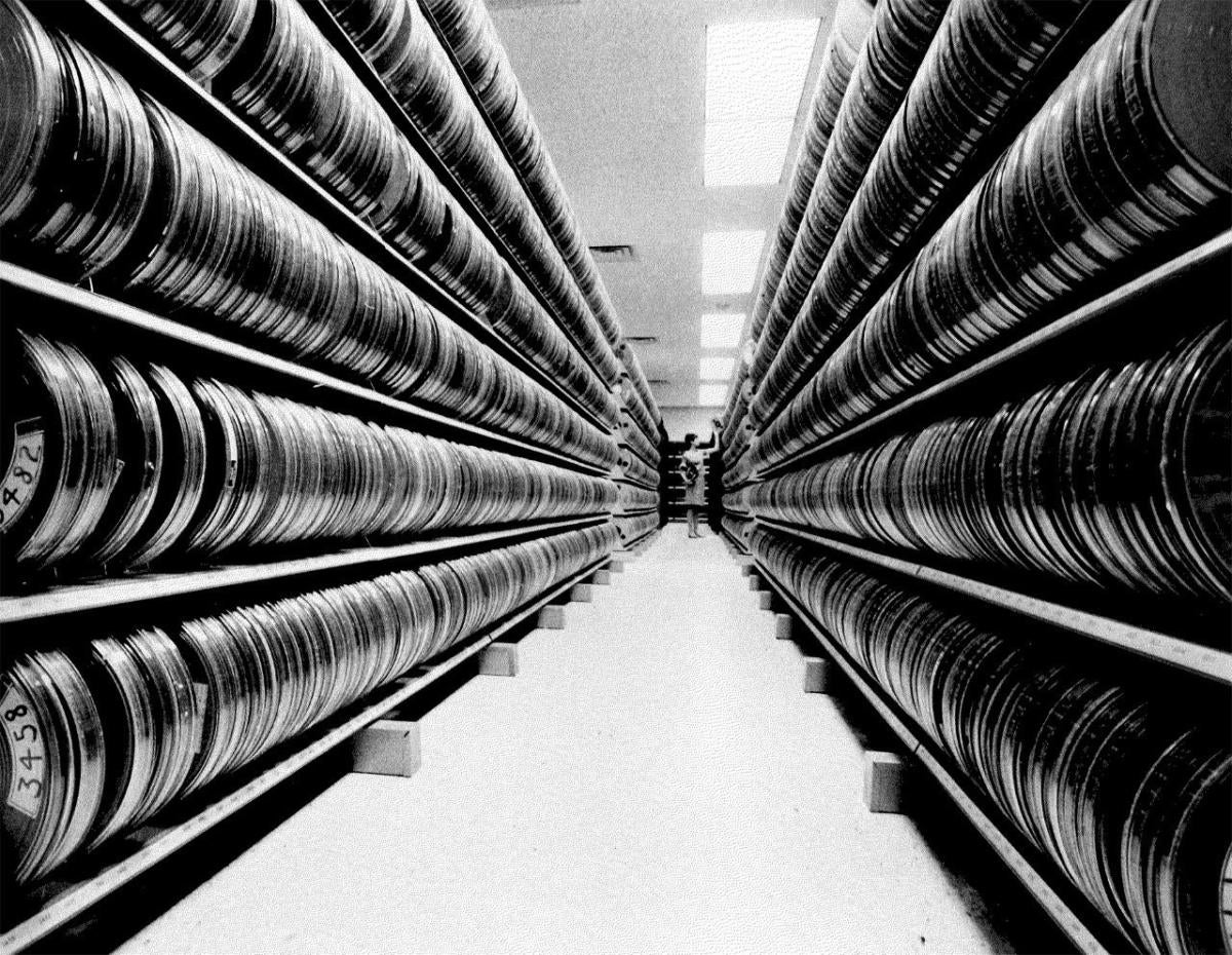 bridgestone data center 1968