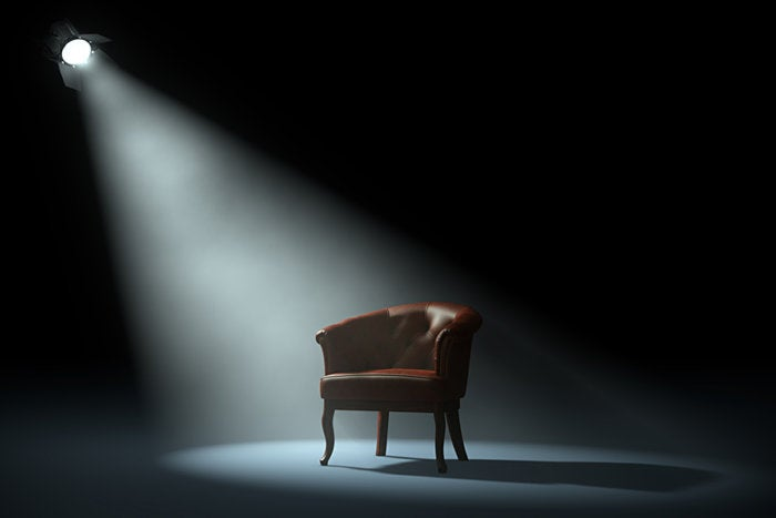 chair spotlight