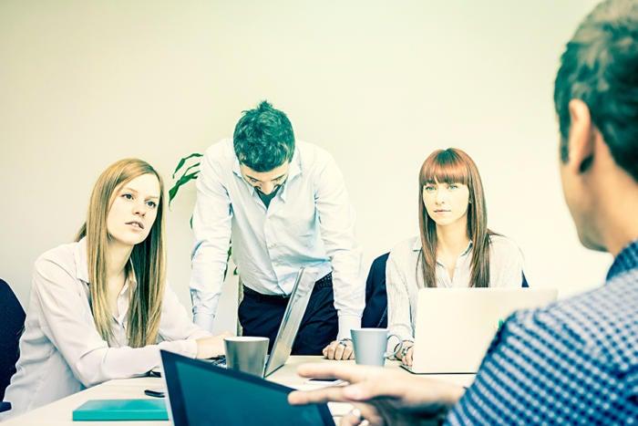 crisis management meeting