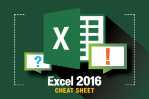 Cheat sheet: The must-know Excel 2016 features