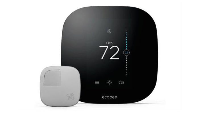 Ecobee U0026 39 S Popular Smart Thermostat Is On Sale For  187
