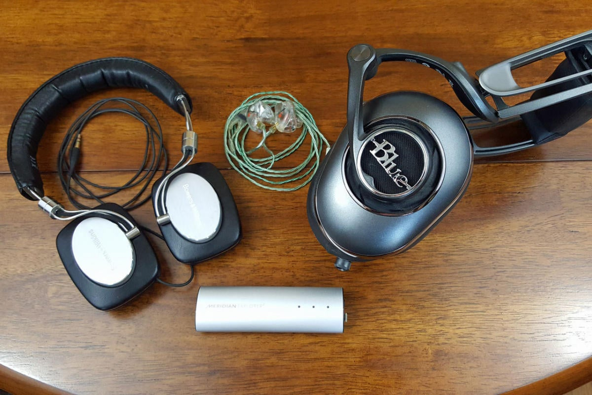 Explorer2 headphone test