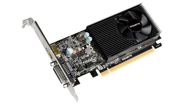 Nvidia quietly launches the GeForce GT 1030, a Radeon RX 550 rival with a modest price