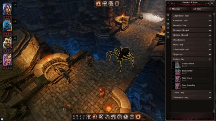 Divinity: Original Sin II - GM Mode