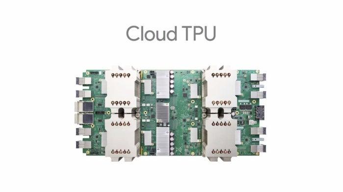 google io cloud tpu