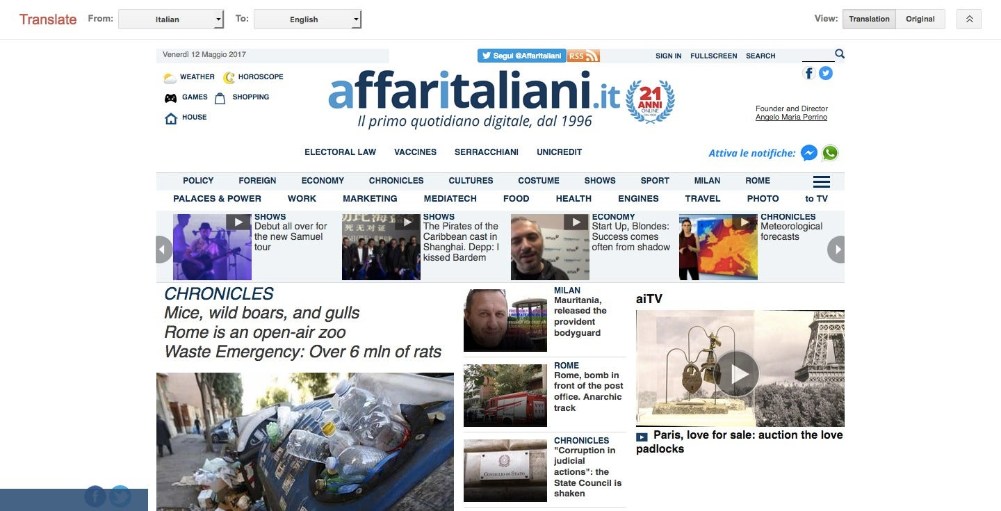 Translations Into Italian: 4 Google Translate Features You'll Use Every Day