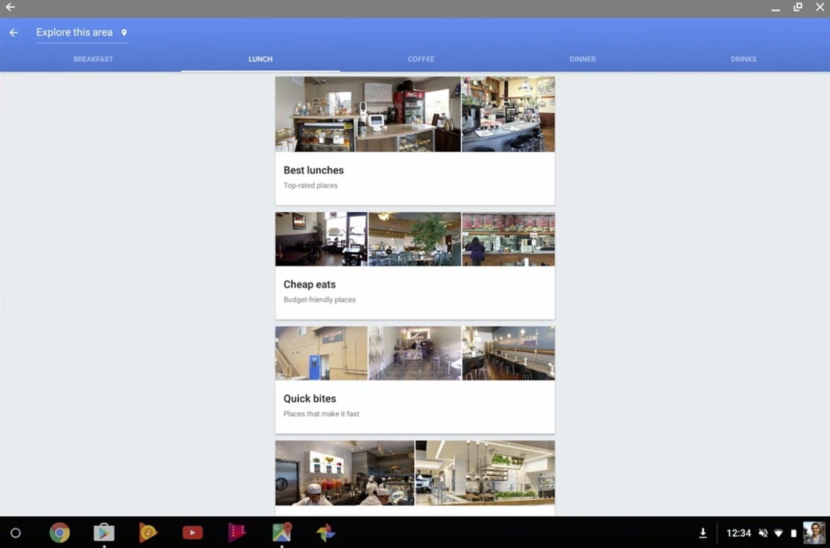 Google explains why android apps still arent on chromebooks pcworld googlemapschromeos ccuart Gallery