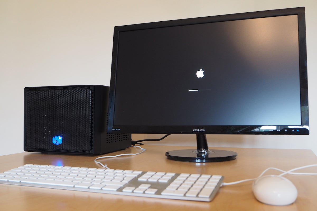 Hackintosh How To Instructions Parts List Installing Macos Macworld New Build A Computer Building Your Own Pc The Easy Step By