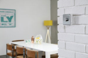 hive us dining thermostat frame
