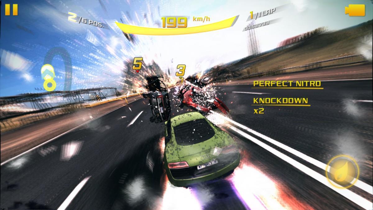 ios racing asphalt8