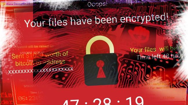 """Afbeeldingsresultaat voor WannaCry"""""""
