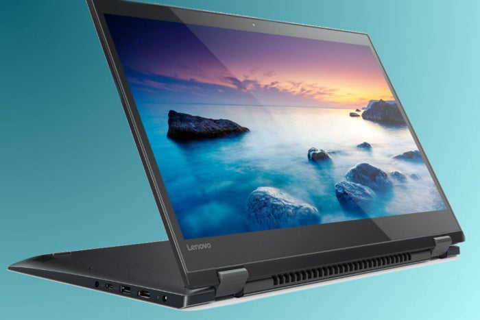 Lenovo's Flex 5 catches up to other convertibles, adding Kaby Lake and USB-C