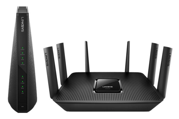 Linksys Ships A Cable Modem And The Mid Range Ea9300 Wi Fi