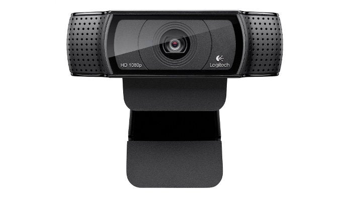 Logitech's excellent C920 webcam is just $50 today