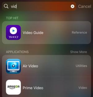 How to find a missing app in iOS | Macworld