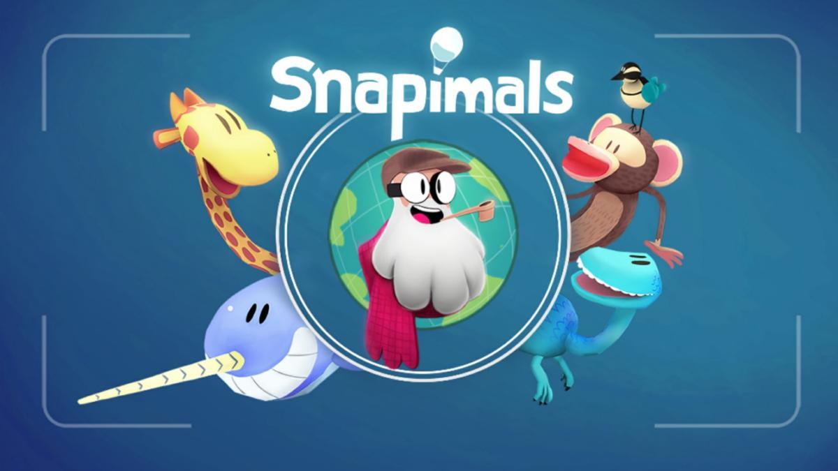 Snapimals是现代的神奇宝贝Snap,它同样让人上瘾