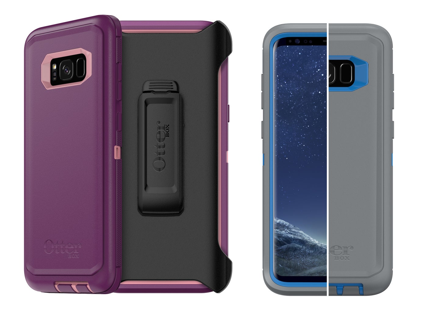 Galaxy S8 And Case Roundup Protect Your Investment In Style Samsung Plus Duos Otterbox Defender Series Resized See Larger Image
