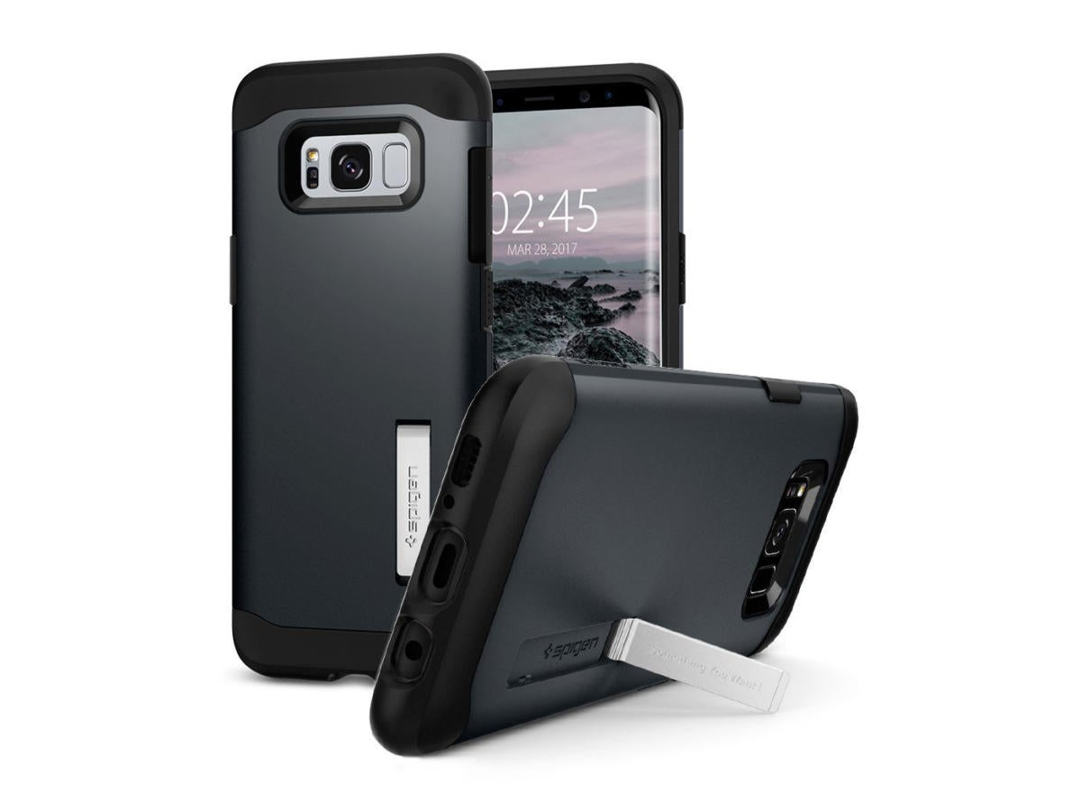 samsung galaxy s8 s8 plus spigen slim armor case resized