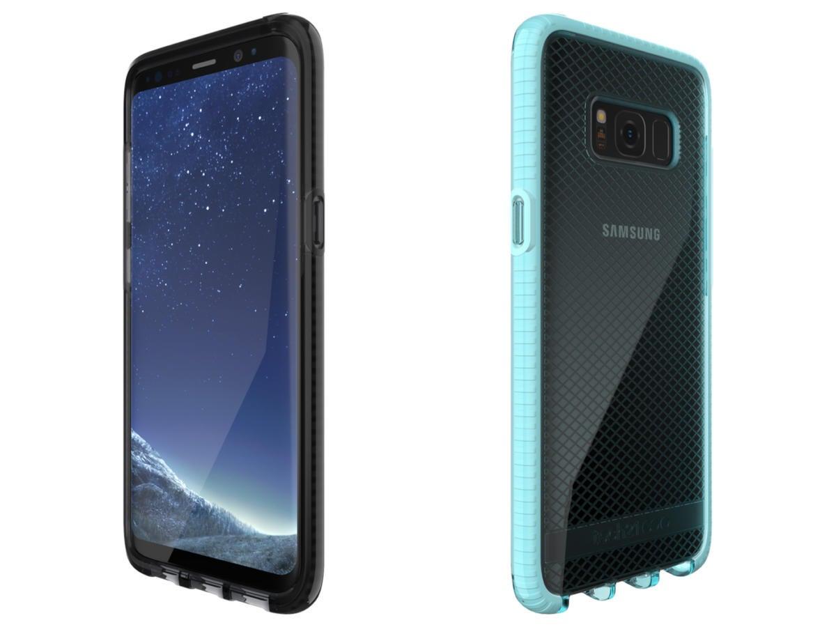 samsung galaxy s8 s8 plus tech21 evo check black blue white resized