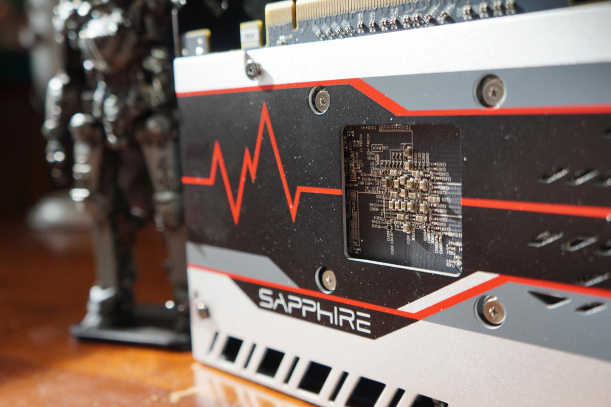 Sapphire Radeon RX 570 Pulse and RX 580 Pulse review: Solid gaming